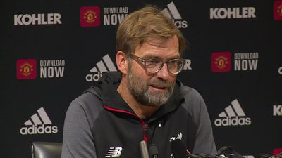 United defended well - Klopp