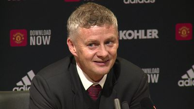 We set up to attack - Ole