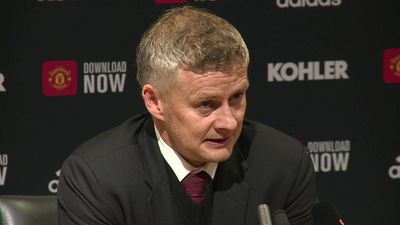 We deserved more than 1 point - Ole