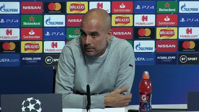 Don't know if we can win UCL - Guardiola