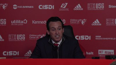Very disappointed with result - Emery