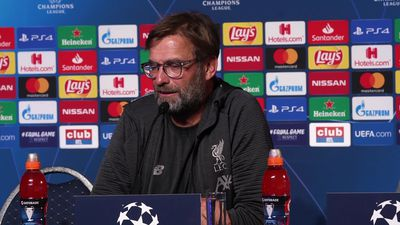 We were lucky to make knockouts last year - Klopp