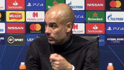 Foden played at a high level - Guardiola