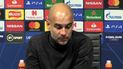Sterling an extraordinary player - Guardiola