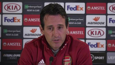 "Unai Emery ""each match is very important for us to"