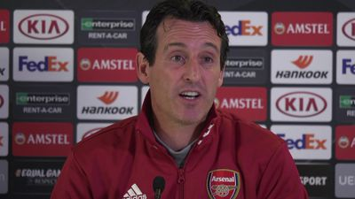 Unai Emery will respect oppononents & sees it as f
