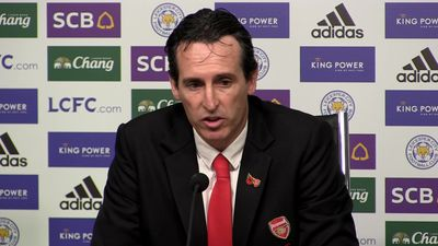 Disappointed with result not attitude - Emery