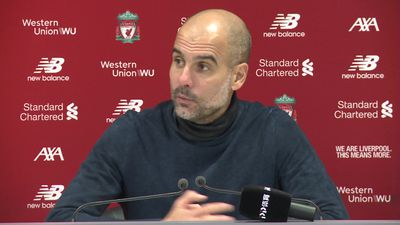 Ask referees bosses about decisions - Guardiola