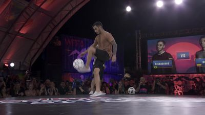 Ricardinho wins men's Red Bull Street Style