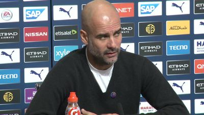 Great to see fight from players - Guardiola