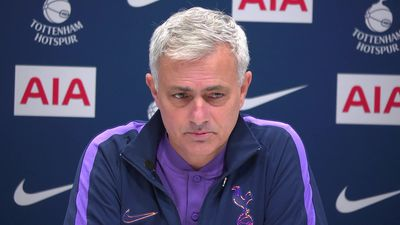 Mourinho on the only difference is I am really hap