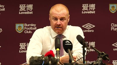 City by far the better side - Dyche