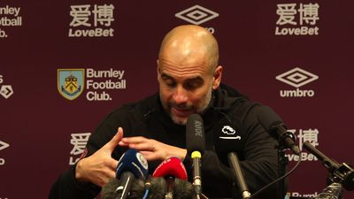 Title's over, nobody gives us a chance - Guardiola