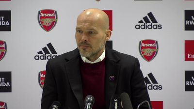 Never easy when you sack a manager - Ljungberg
