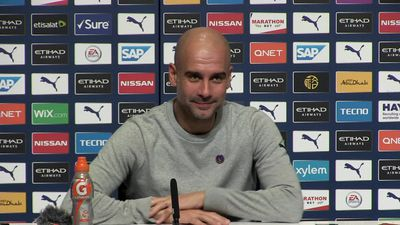 An important game - Guardiola