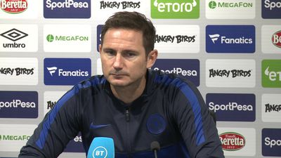 Really poor defending from us - Lampard