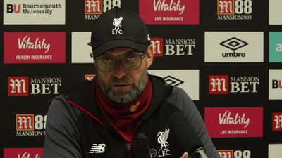 Feel for Bournemouth injuries - Klopp