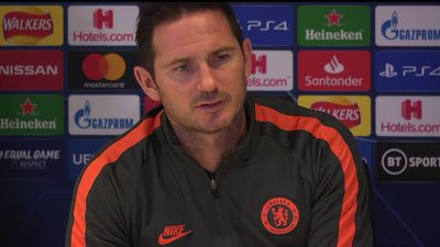 "Lampard ""we lost Hazard so we need to look at that"