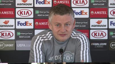 Course I want to win group - Solskjaer