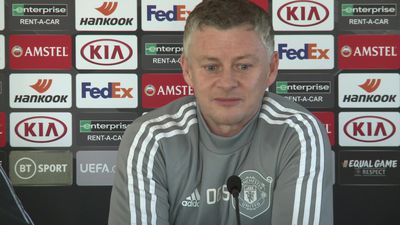 Important to find consistency - Solskjaer