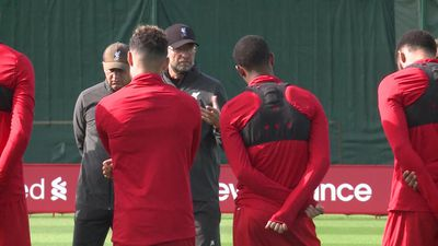 Klopp signs new Liverpool deal (Archive GVs)