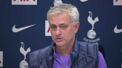 Frustrated no time to work - Mourinho