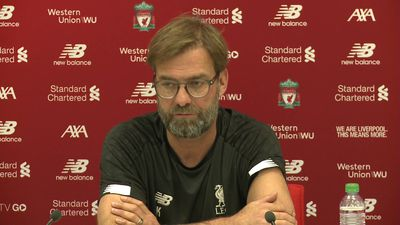 Not worried about title race or stats - Klopp
