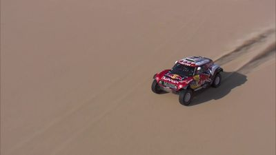 2020 Dakar Rally stage 10 highlights