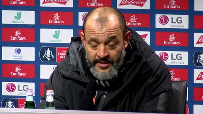 It's VAR, something's wrong - Nuno