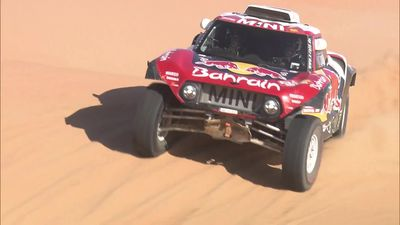 2020 Dakar Rally stage 11 highlights