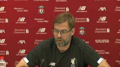 VAR monitors should be used - Klopp