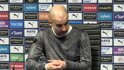 We could have avoided things - Guardiola