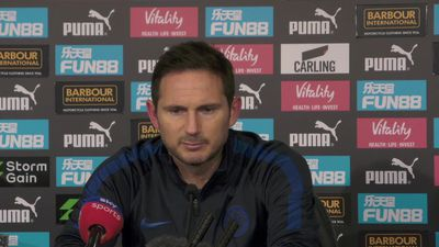 Lampard rues missed chances