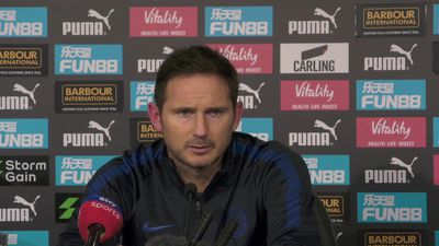 We'll see if we bring goalscorer in - Lampard