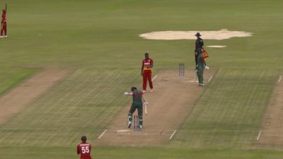 Bangladesh U19 bt Zimbabwe U19 by 9 wickets