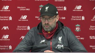 Take what result we get - Klopp