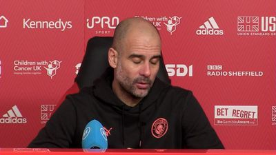 It's a difficult place to come - Guardiola
