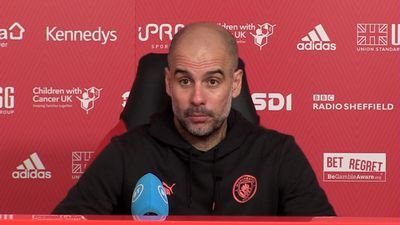 The response was good - Guardiola