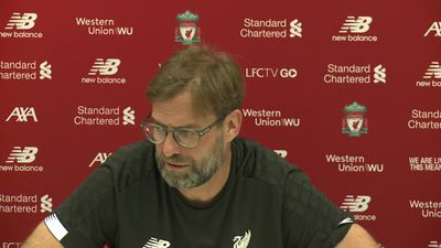 No intention of selling anyone - Klopp
