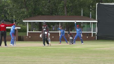 Afghanistan U19 bt UAE U19 by 160 runs