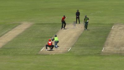 South Africa U19 bt Canada u19 by 150 runs
