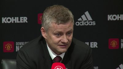 I'm responsible for the players - Ole