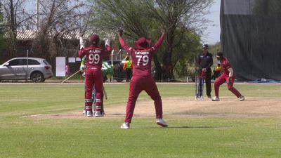 West Indies U19 bt Nigeria U19 by 246 runs