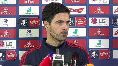 I've learnt a lot so far , seen character - Arteta