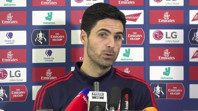 Not discussing transfers, work ongoing - Arteta