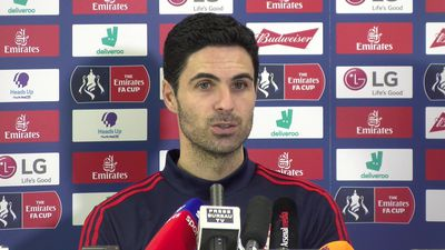 Aubameyang is happy here - Arteta