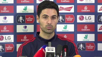 Would mean a lot to win FA Cup - Arteta