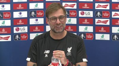 Klopp's amusing X-rated start to presser
