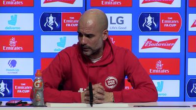 Staying at home for Winter break - Guardiola