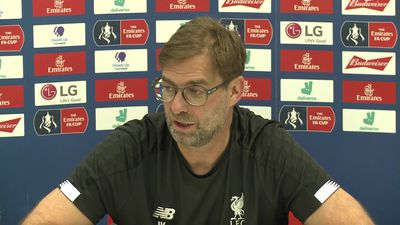 Will rotate against Shrewsbury - Klopp
